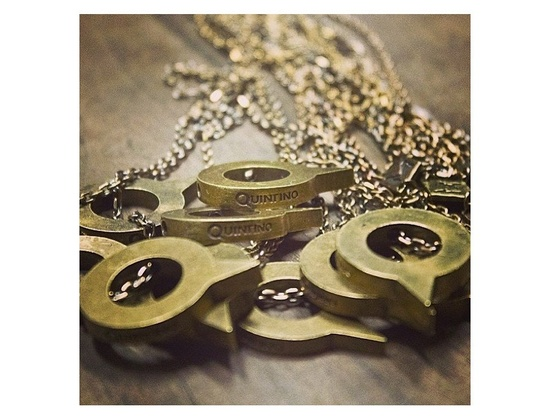 M. Cohen Designs Custom Quintino Necklace