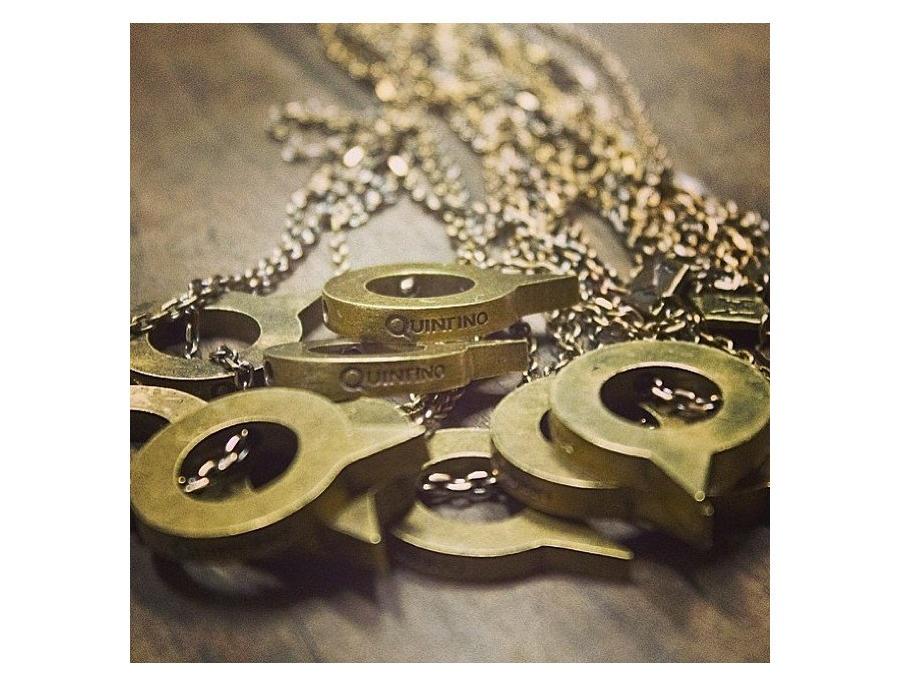 M. Cohen Designs Custom Quintino Necklace