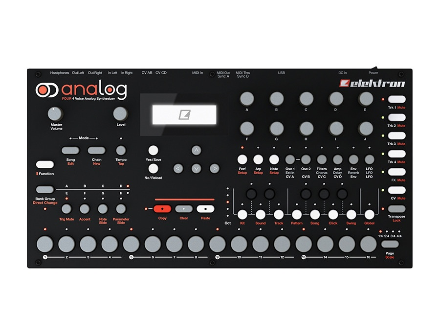 Elektron analog four xl