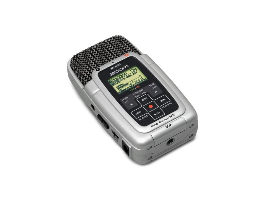 Zoom h2 handy recorder xl