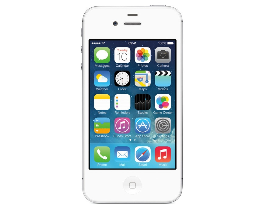 Apple iPhone 4S (White)