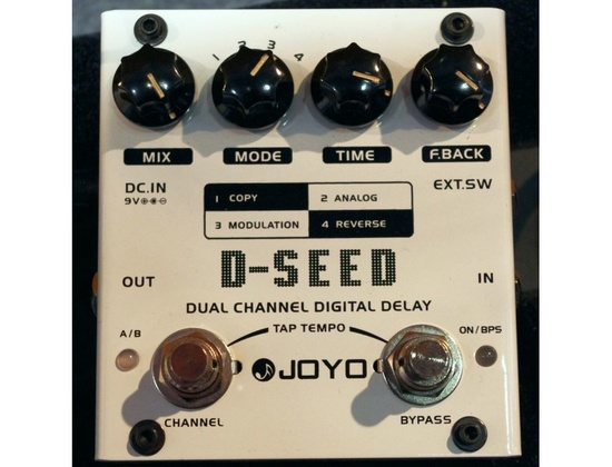 Joyo D-SEED Delay