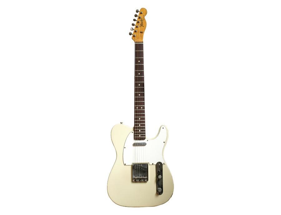 Fender telecaster cream xl