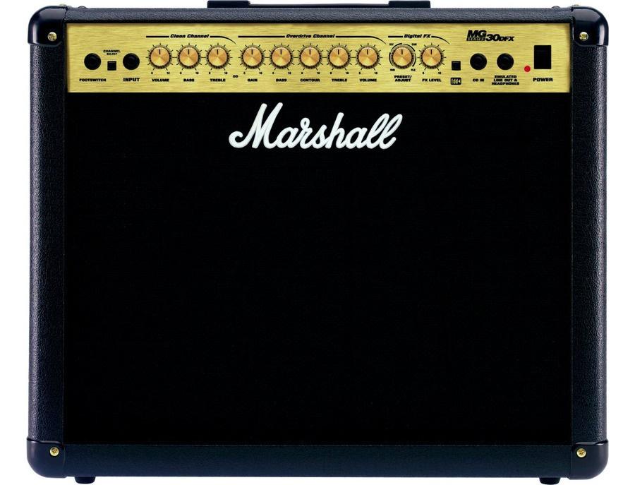 Marshall mg30dfx xl