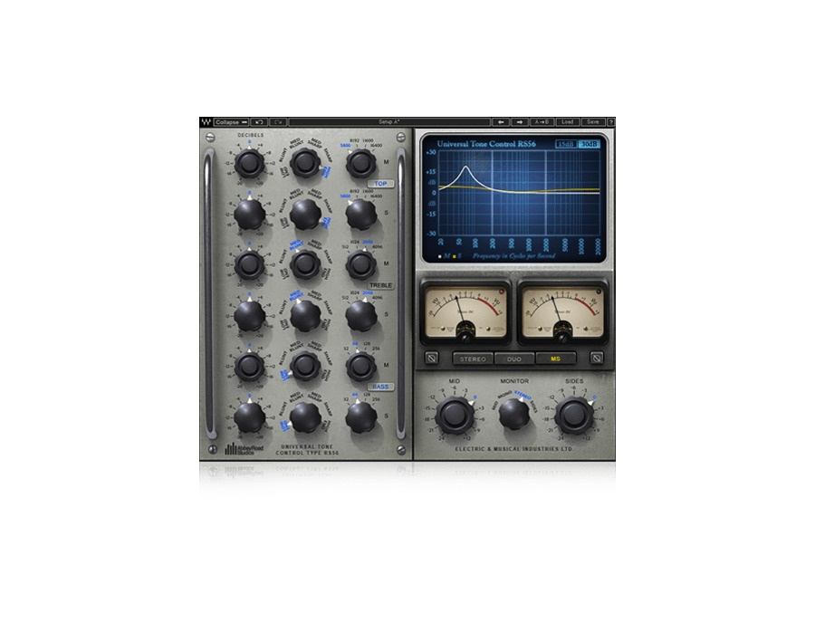 Waves - RS56 Passive EQ