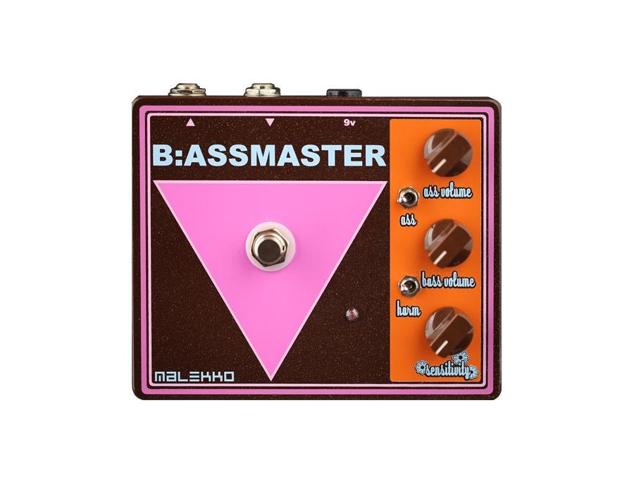 Malekko b assmaster distortion pedal xl