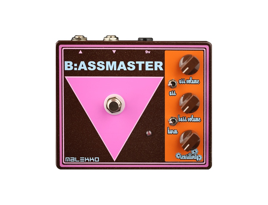 Malekko B:Assmaster Distortion Pedal
