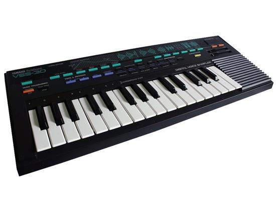 Yamaha VSS-30 PortaSound Sampling Keyboard