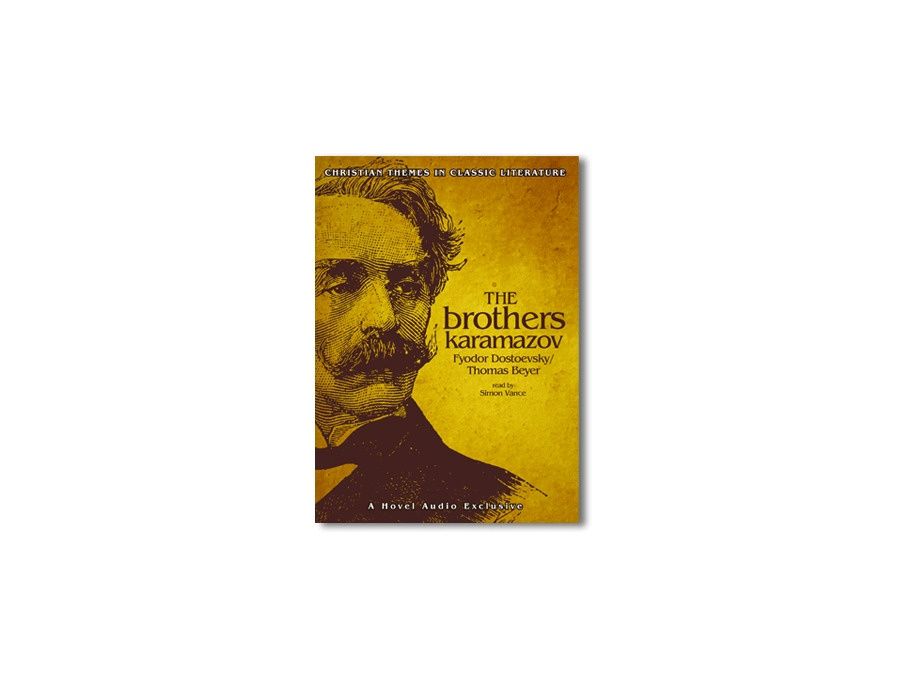 """The Brothers Karamazov"" by Fyodor Dostoyevsky"