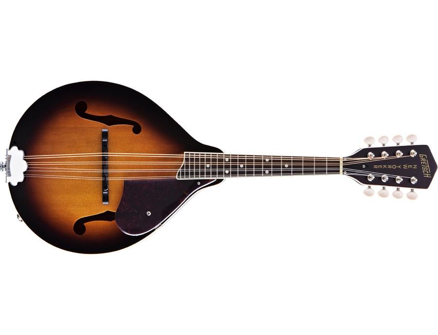 Gretsch g9320 new yorker deluxe mandolin xl