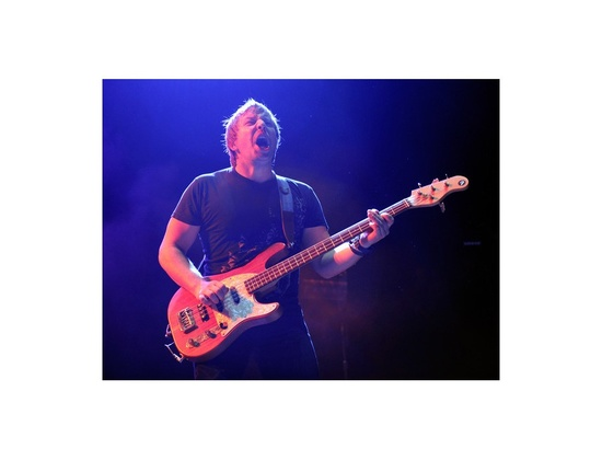 Stambaugh Mahogany Fossil Bass