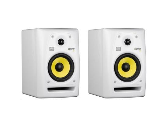KRK Rokit5 G2 Limited Edition (White)