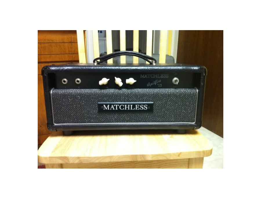 Matchless Spitfire Amp Head