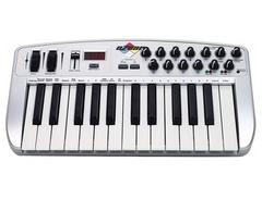 M audio ozone usb midi keyboard s