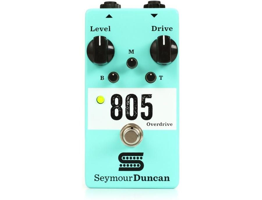Seymour duncan 805 overdrive xl