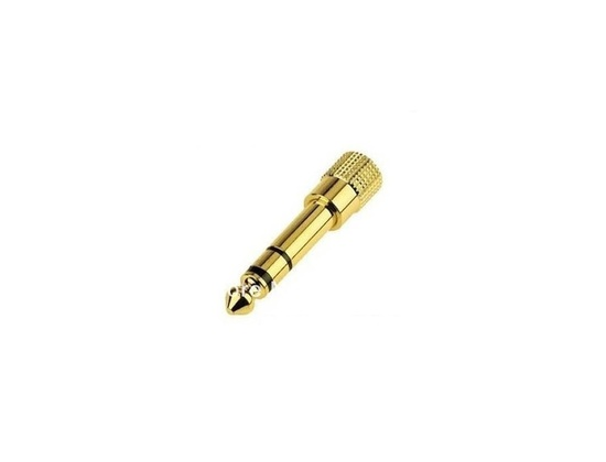 Audio Adapter (gold plated)