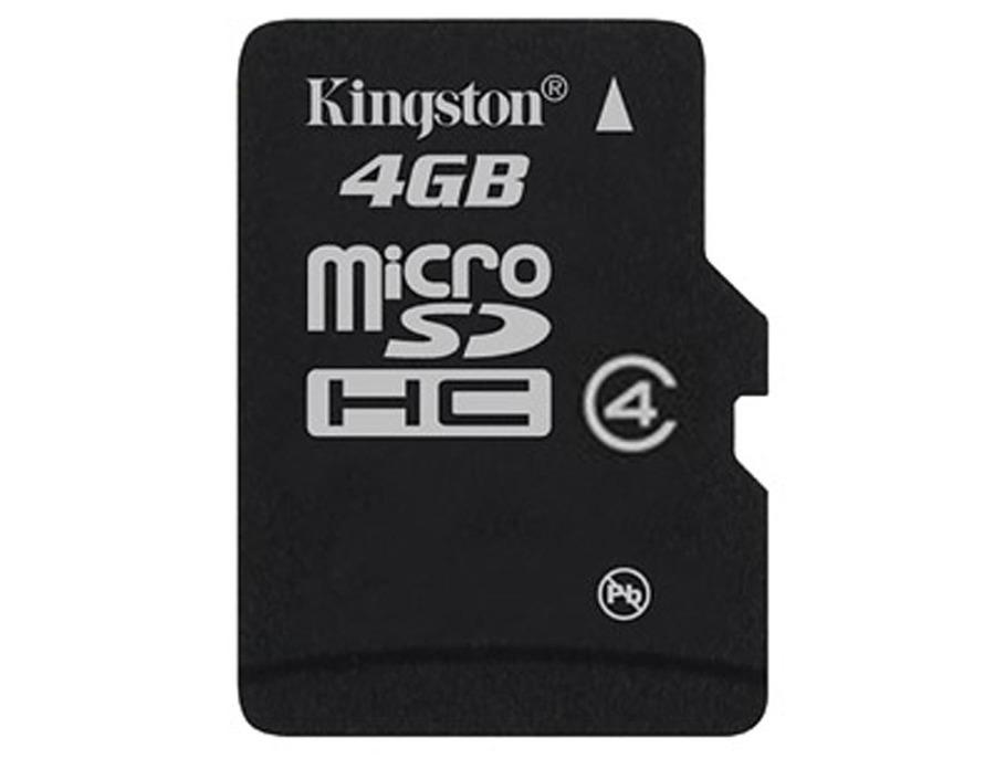 Kingston Micro SD 4GB