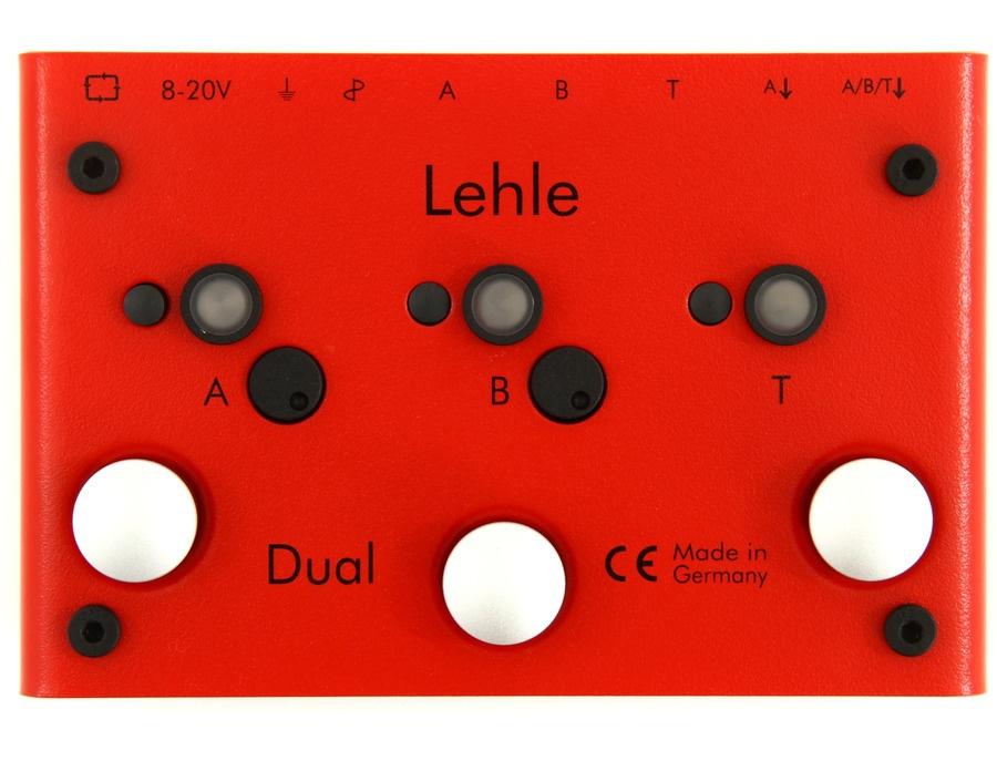 Lehle dual sgos amp switcher xl