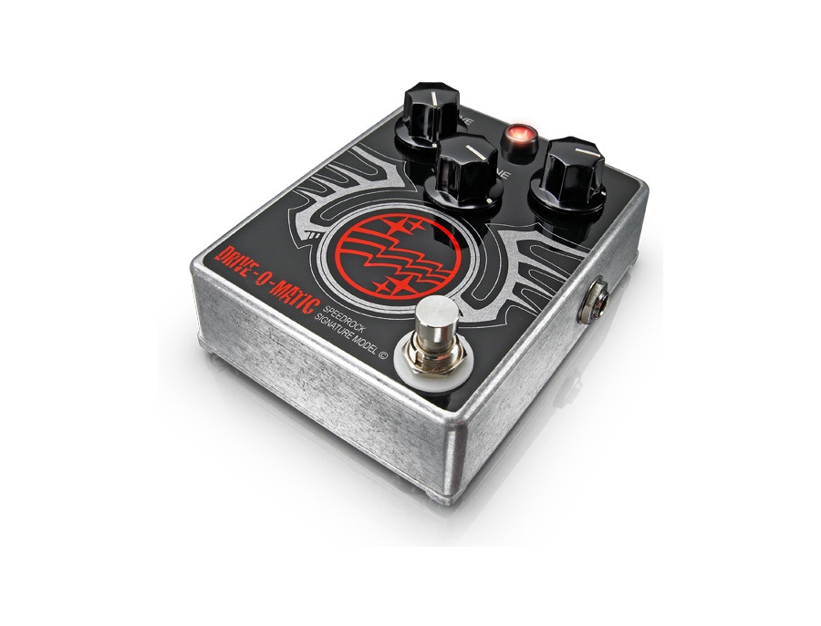 Dr.No Drive-O-Matic Effects Pedal