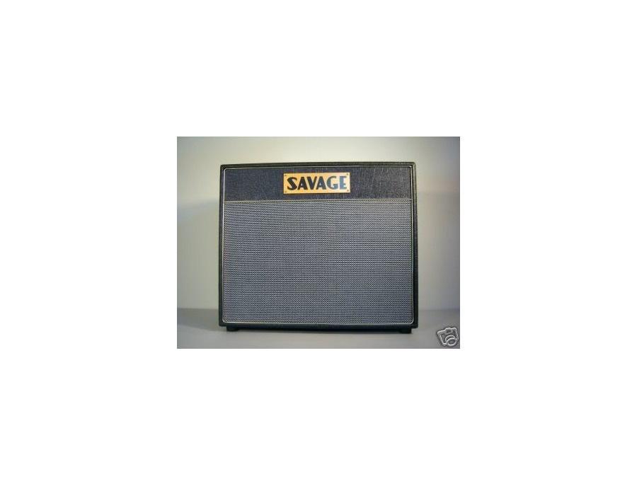 Savage Amps Rohr 15