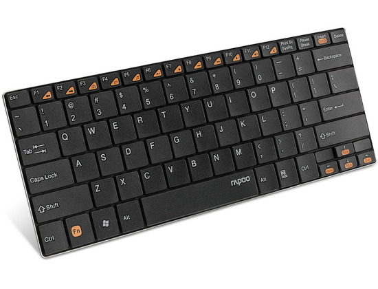 Rapoo E9050 Blade Series Keyboard