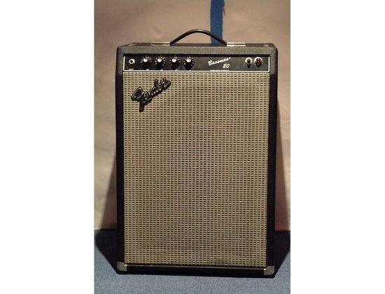 fender bassman 20