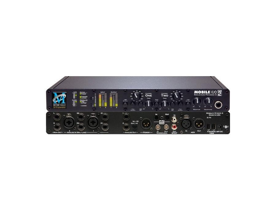 Metric Halo Mobile I/O ULN 2 Audio Interface