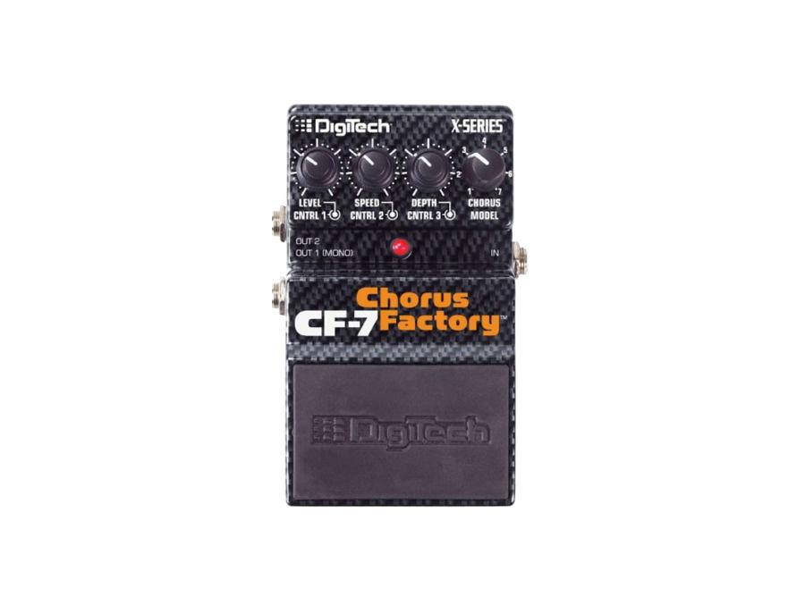 DigiTech CF-7 Chorus Factory