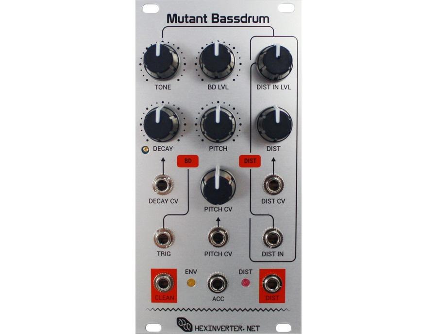 Hexinverter Mutant Bassdrum