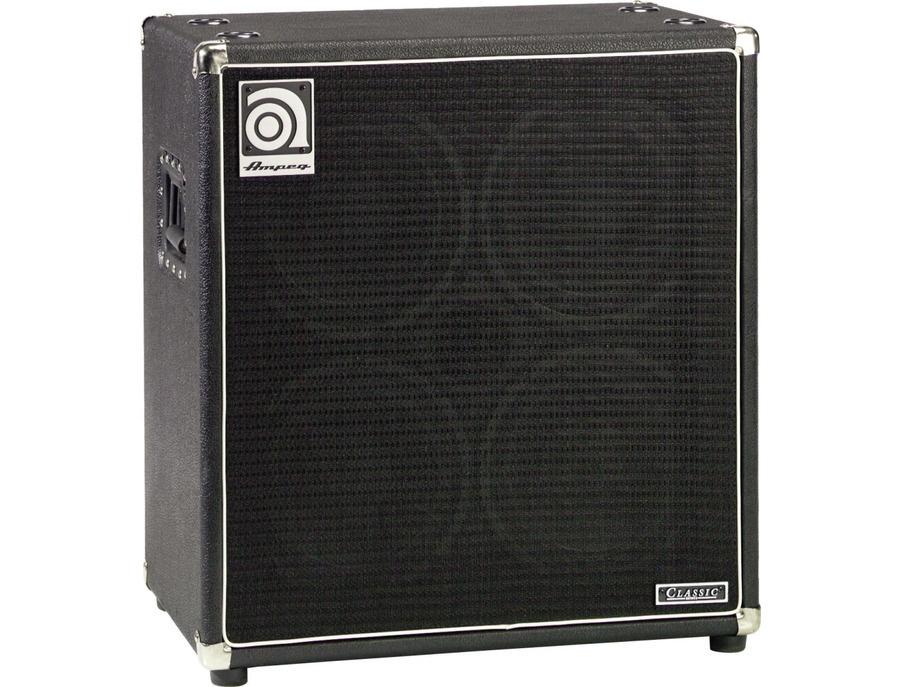 Ampeg classic series svt 410he bass enclosure xl