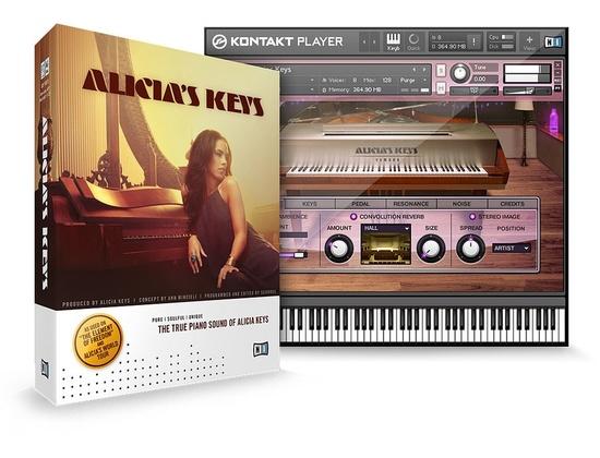Native Instruments Alicia's Keys KOMPLETE Instrument