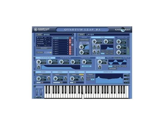 EastWest Quantum Leap Symphonic Orchestra - Gold Edition