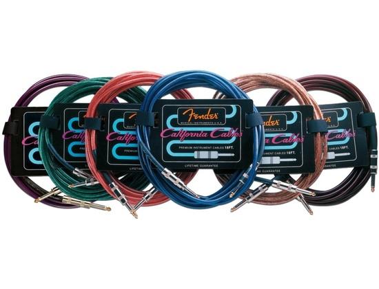 Fender California Cables