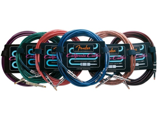 Fender California Cables