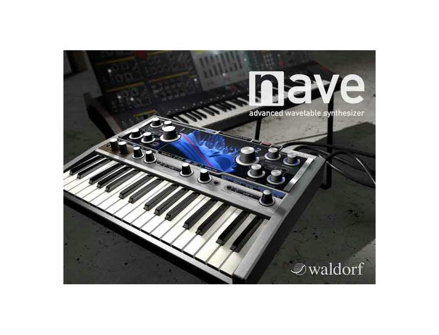 Waldorf Nave for iPad