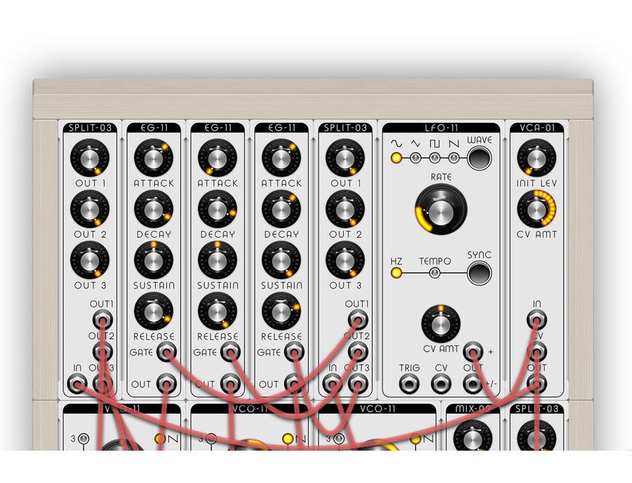 Pulse Code Modular for iPad