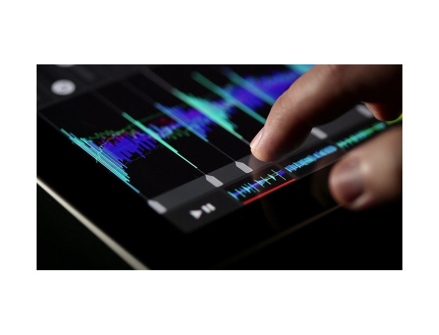 Samplr for iPad