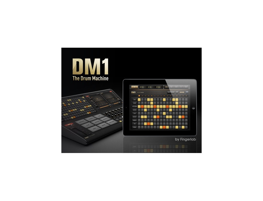 DM-1 Drum Machine