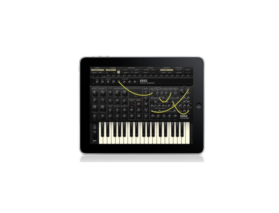 Korg iMS-20 for iPad