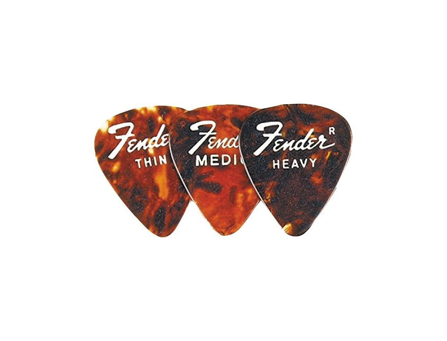 Fender 351 Standard Guitar Picks