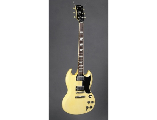 Gibson SG Les Paul Custom Historic '61 Re-Issue TV Yellow Electric Guitar