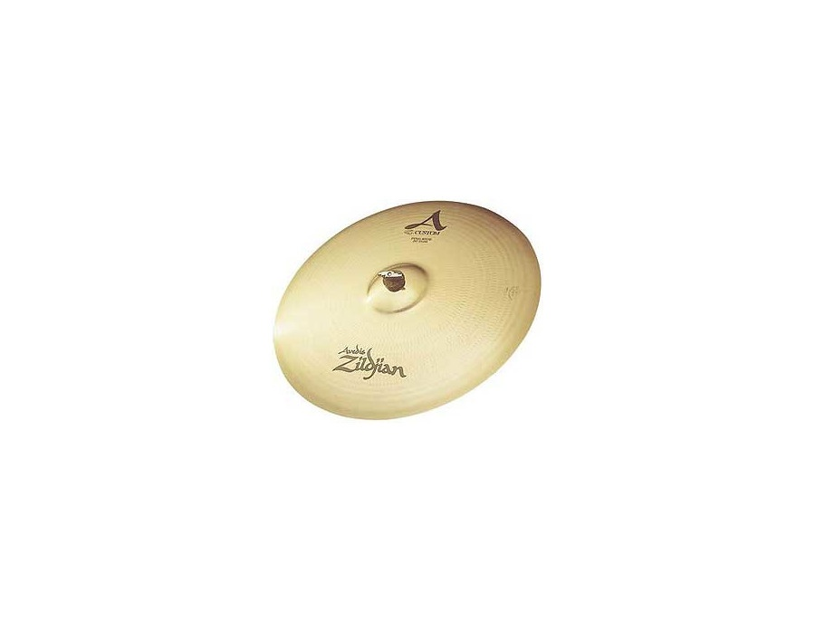 """A Zildjian 22"""" ping ride"""