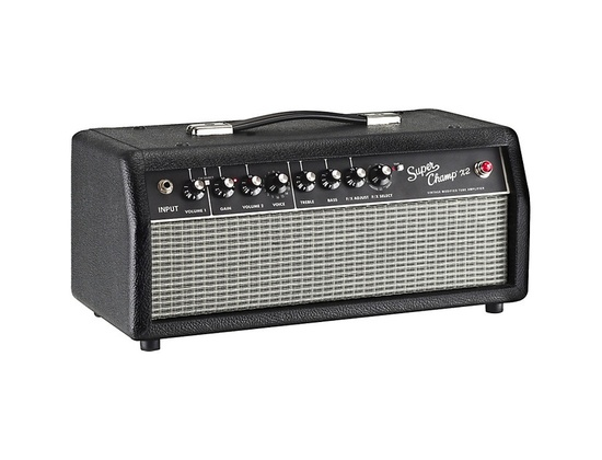 Fender Super Champ X2 HD 15W Tube Guitar Amp Head