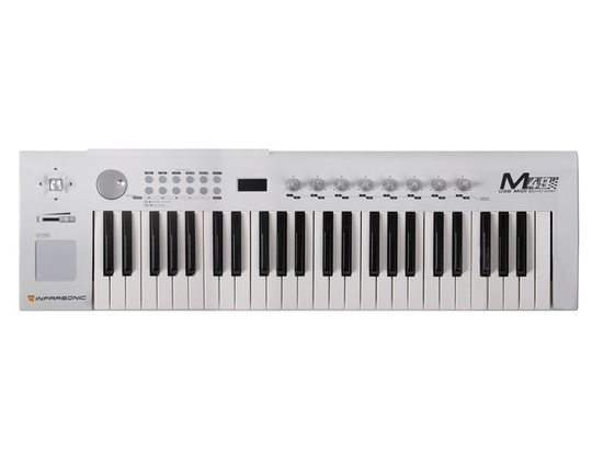 Infrasonic M49 USB MIDI Controller Keyboard