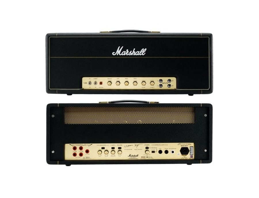Marshall YJM 100 - Yngwie Malmsteen Signature 100W Head
