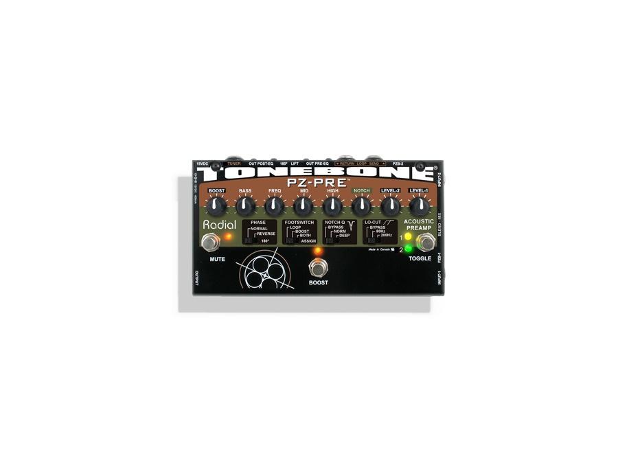 Radial Tonebone PZ-Pre Acoustic Pre-Amp