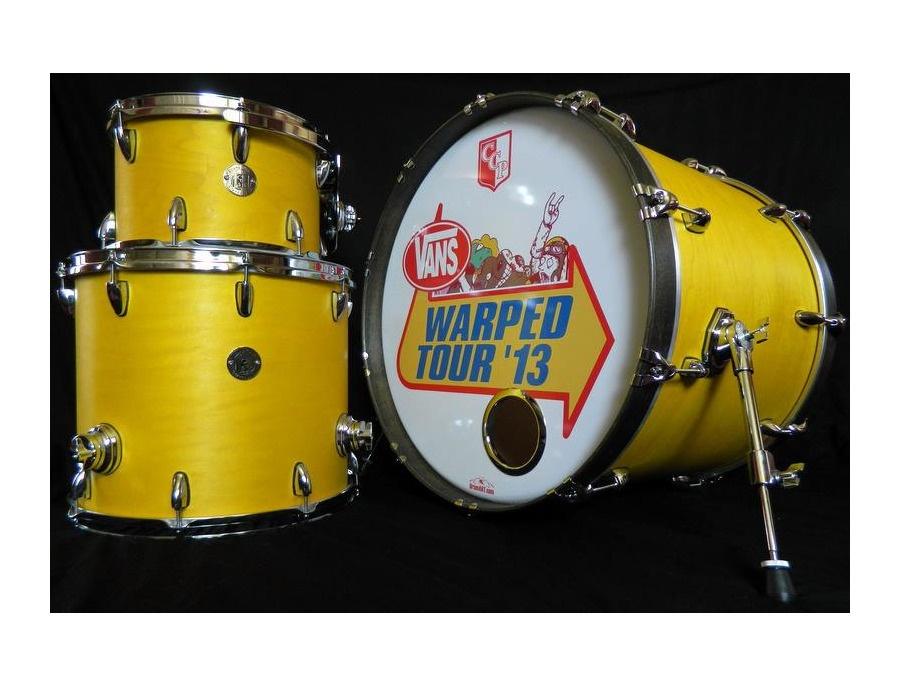 Custom CCP Drumset