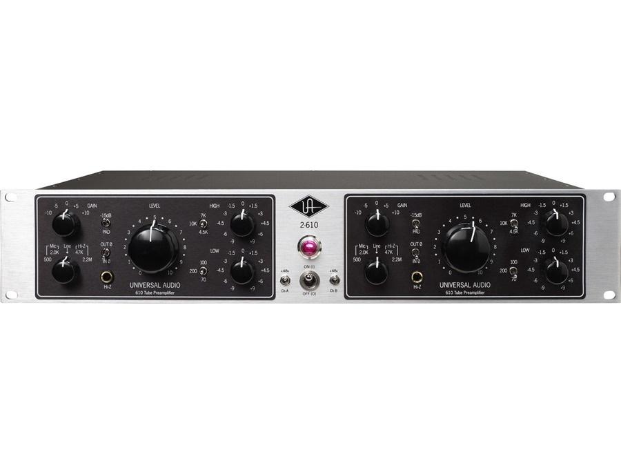 Universal audio 2 610 xl