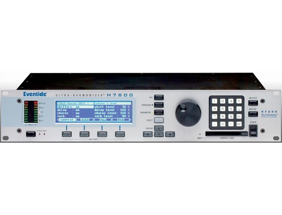 Eventide H7600 Harmonizer