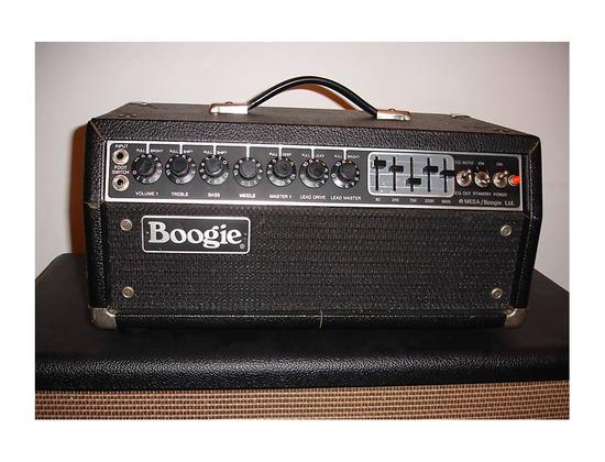 Mesa Boogie Mark IIC+ Head